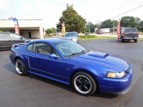 2002 Ford Mustang for sale at North State Motors in Belvidere IL