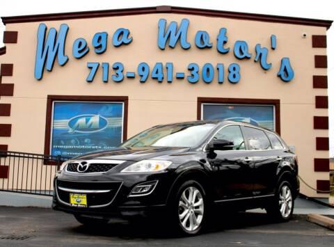 2012 Mazda CX-9 for sale at MEGA MOTORS in South Houston TX