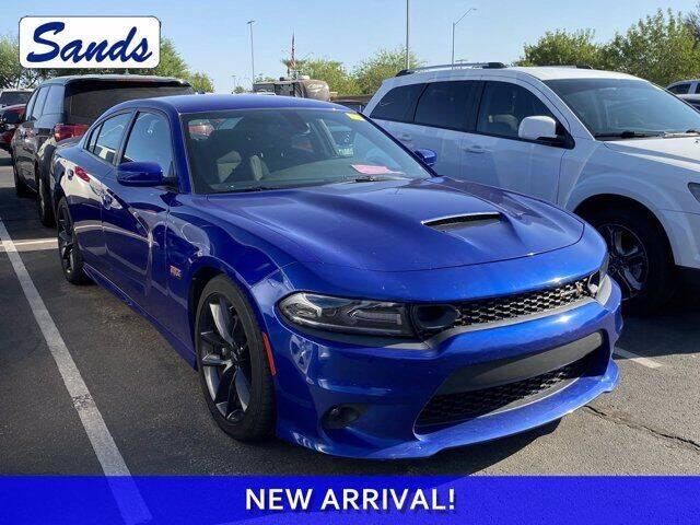 2019 Dodge Charger for sale at Sands Chevrolet in Surprise AZ