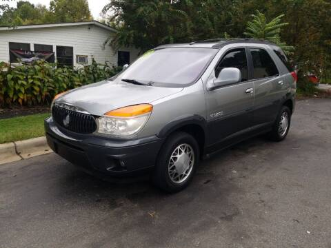 2003 Buick Rendezvous for sale at TR MOTORS in Gastonia NC