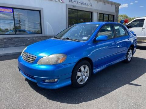 2008 Toyota Corolla for sale at Cj king of car loans/JJ's Best Auto Sales in Troy MI