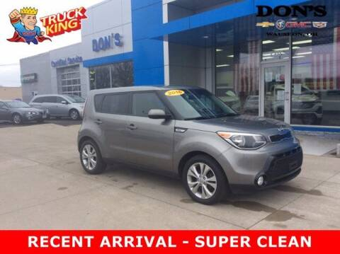 2016 Kia Soul for sale at DON'S CHEVY, BUICK-GMC & CADILLAC in Wauseon OH