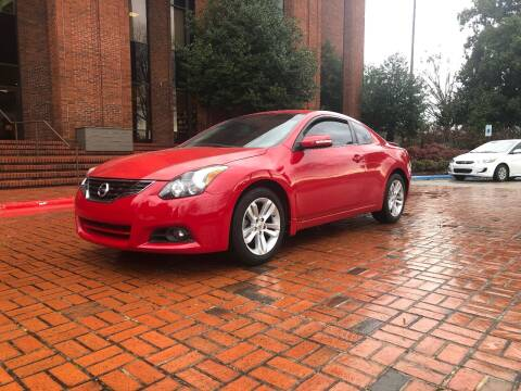 2012 Nissan Altima for sale at AUTOMOTIVE SPECIALISTS in Decatur AL