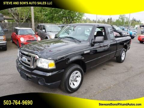 2008 Ford Ranger for sale at Steve & Sons Auto Sales in Happy Valley OR