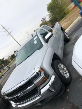2017 Chevrolet Silverado 1500 for sale at Lou Rice Auto Sales in Clinton Township MI