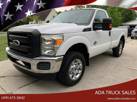 2011 Ford F-250 Super Duty for sale at Ada Truck Sales in Ada OH