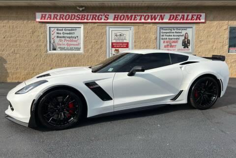 2017 Chevrolet Corvette for sale at Auto Martt, LLC in Harrodsburg KY