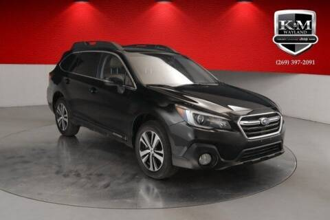 2019 Subaru Outback for sale at K&M Wayland Chrysler  Dodge Jeep Ram in Wayland MI