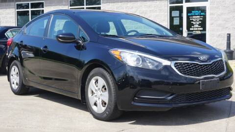 2015 Kia Forte for sale at World Auto Net in Cuyahoga Falls OH