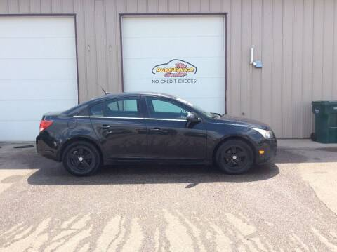 2012 Chevrolet Cruze for sale at The AutoFinance Center in Rochester MN