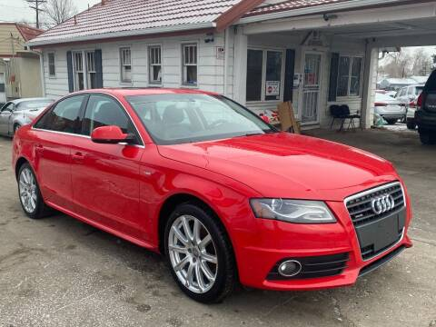 2012 Audi A4 for sale at STS Automotive in Denver CO