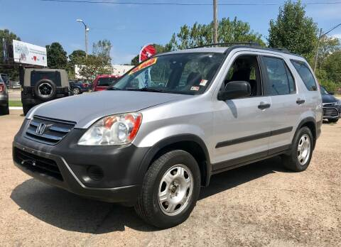 2006 Honda CR-V for sale at Steve's Auto Sales in Norfolk VA
