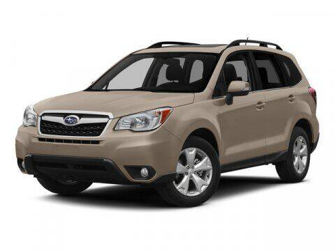 2015 Subaru Forester for sale at Street Smart Auto Brokers in Colorado Springs CO