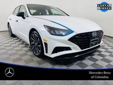 2020 Hyundai Sonata for sale at Preowned of Columbia in Columbia MO