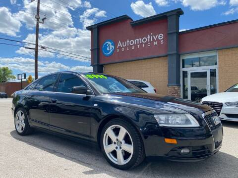 2008 Audi A6 for sale at Automotive Solutions in Louisville KY