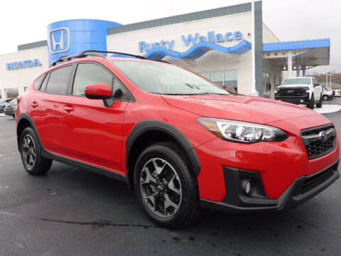 2020 Subaru Crosstrek for sale at RUSTY WALLACE HONDA in Knoxville TN