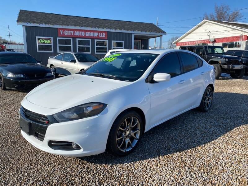 2013 Dodge Dart for sale at Y City Auto Group in Zanesville OH