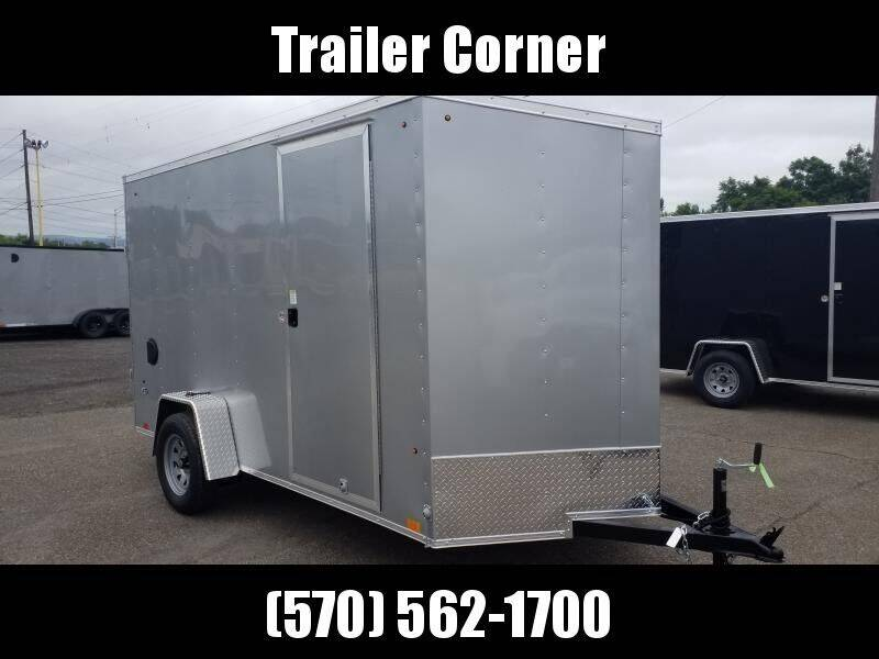 2021 Look Trailers STLC 6X12 EXT HEIGHT