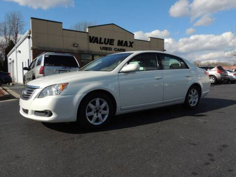 2008 Toyota Avalon for sale at ValueMax Used Cars in Greenville NC