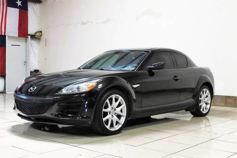 2009 Mazda RX-8 for sale at ROADSTERS AUTO in Houston TX