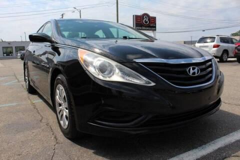 2012 Hyundai Sonata for sale at B & B Car Co Inc. in Clinton Township MI