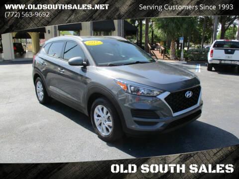 2019 Hyundai Tucson for sale at OLD SOUTH SALES in Vero Beach FL
