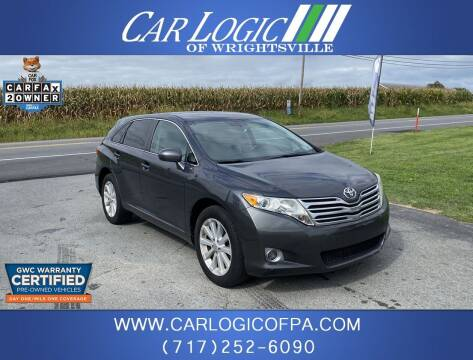 2010 Toyota Venza for sale at Car Logic in Wrightsville PA
