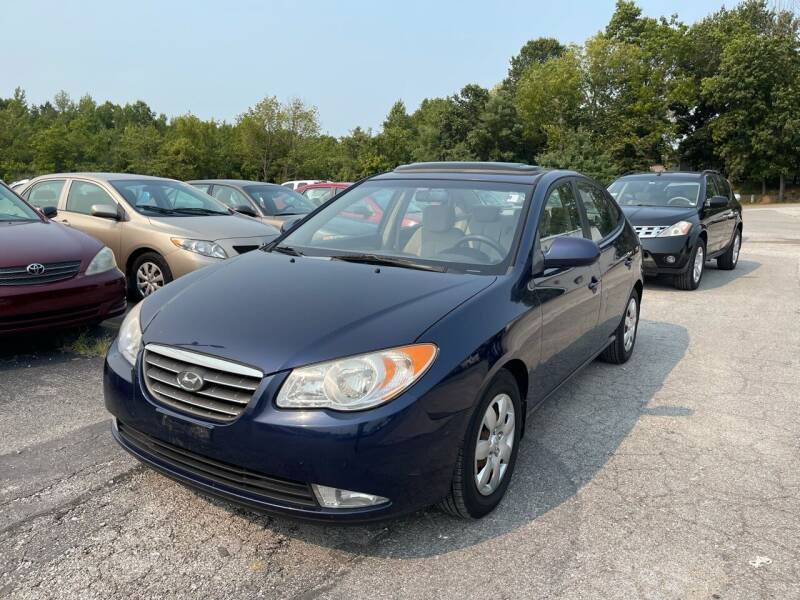 2008 Hyundai Elantra for sale at Best Buy Auto Sales in Murphysboro IL