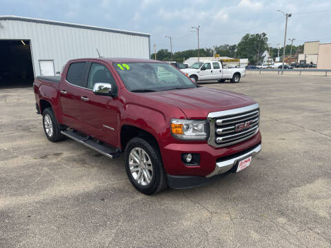2019 GMC Canyon for sale at ROTMAN MOTOR CO in Maquoketa IA
