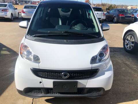 2015 Smart fortwo for sale at Moore Imports Auto in Moore OK