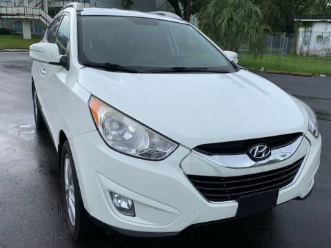2011 Hyundai Tucson for sale at Consumer Auto Credit in Tampa FL