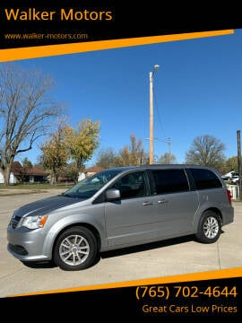 2013 Dodge Grand Caravan for sale at Walker Motors in Muncie IN