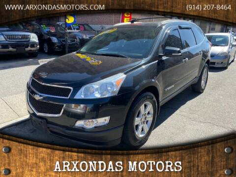 2009 Chevrolet Traverse for sale at ARXONDAS MOTORS in Yonkers NY