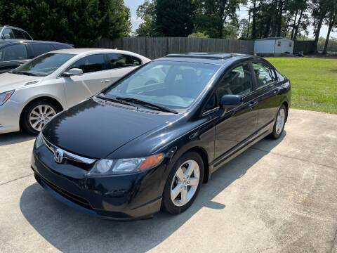 2008 Honda Civic for sale at Getsinger's Used Cars in Anderson SC