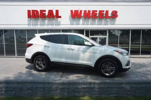 2017 Hyundai Santa Fe Sport for sale at Ideal Wheels in Sioux City IA