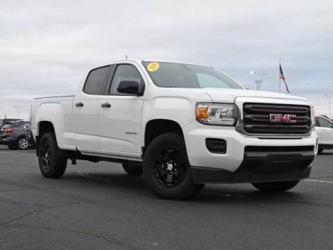 2019 GMC Canyon for sale at Jamie Sells Cars 810 - Linden Location in Flint MI