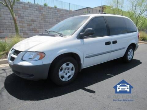 2001 Dodge Caravan for sale at Autos by Jeff Tempe in Tempe AZ