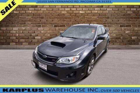2014 Subaru Impreza for sale at Karplus Warehouse in Pacoima CA