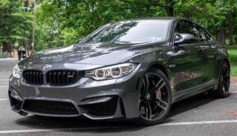 2016 BMW M4 for sale at Professional Automobile Exchange in Bensalem PA