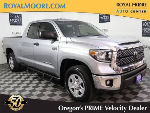 2019 Toyota Tundra for sale at Royal Moore Custom Finance in Hillsboro OR