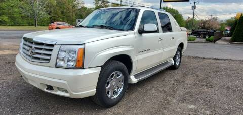 2005 Cadillac Escalade EXT for sale at Russo's Auto Exchange LLC in Enfield CT