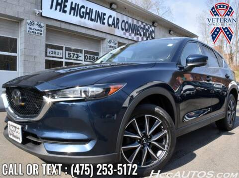 2018 Mazda CX-5 for sale at The Highline Car Connection in Waterbury CT