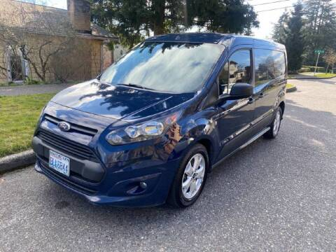 2015 Ford Transit Connect Cargo for sale at Washington Auto Loan House in Seattle WA