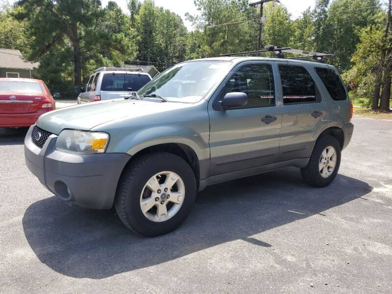 2007 Ford Escape for sale at Tri State Auto Brokers LLC in Fuquay Varina NC