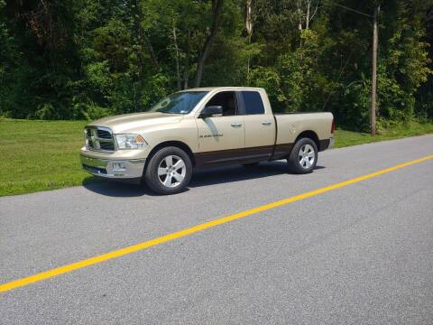 2011 RAM Ram Pickup 1500 for sale at U-Win Used Cars in New Oxford PA