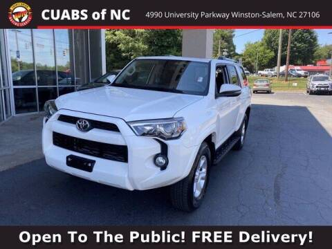 2019 Toyota 4Runner for sale at Summit Credit Union Auto Buying Service in Winston Salem NC