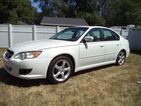 2008 Subaru Legacy for sale at Niewiek Auto Sales in Grand Rapids MI