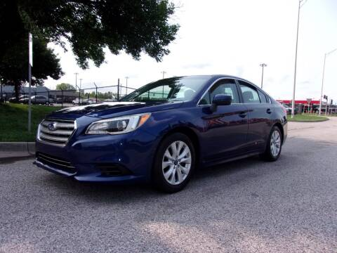 2016 Subaru Legacy for sale at Government Fleet Sales in Kansas City MO