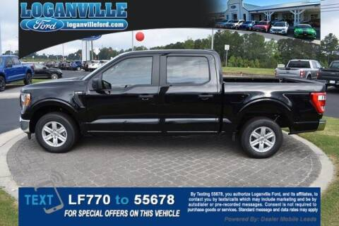 2021 Ford F-150 for sale at Loganville Quick Lane and Tire Center in Loganville GA
