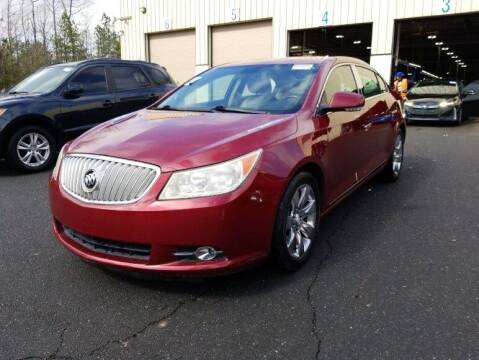 2011 Buick LaCrosse for sale at JacksonvilleMotorMall.com in Jacksonville FL
